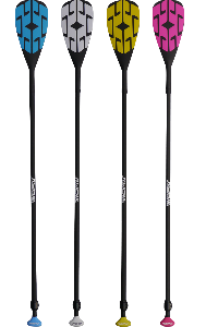 OSARE CARBON ADJUSTABLE PADDLE 【SKINNY】